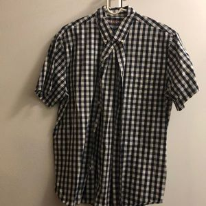 IZOD Men's Short Sleeve Shirt Size XL